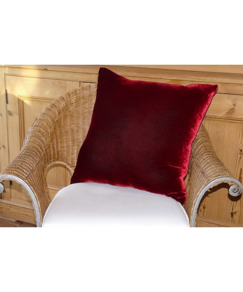 Cushion Silk Velvet Passion