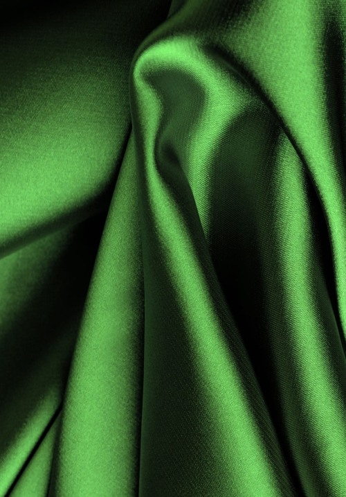 Fabric Velvet Green