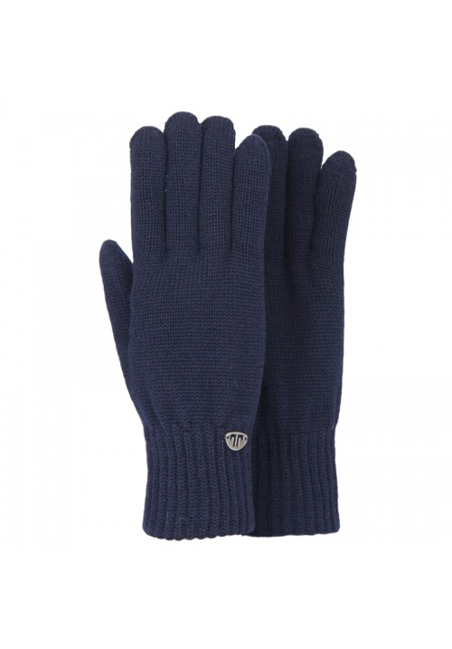 JailJam Top Wool Gloves Blue Navy