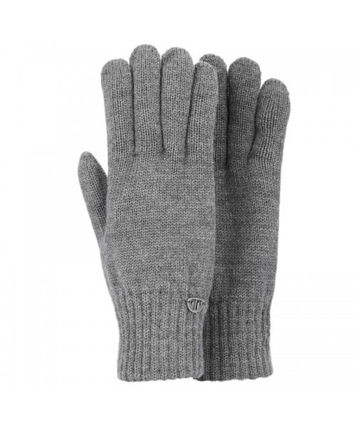 JailJam Top Wool Gloves Medium Grey