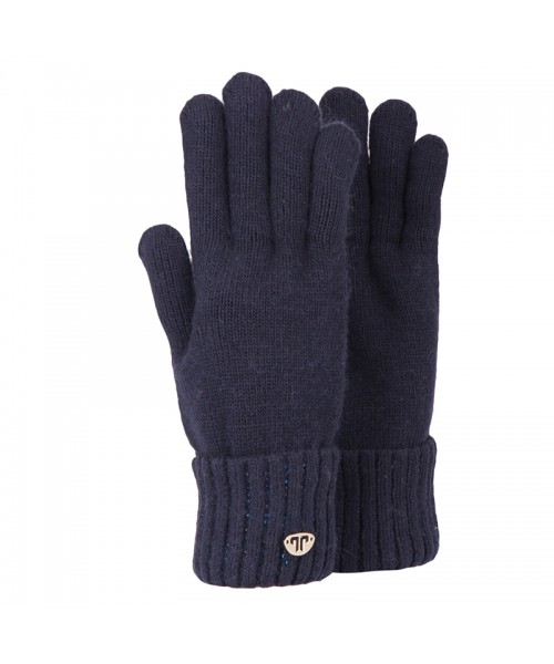 JailJam Sparkle Gloves Blue Navy