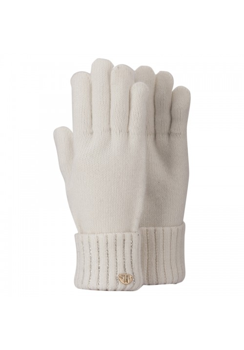 JailJam Sparkle Gloves White