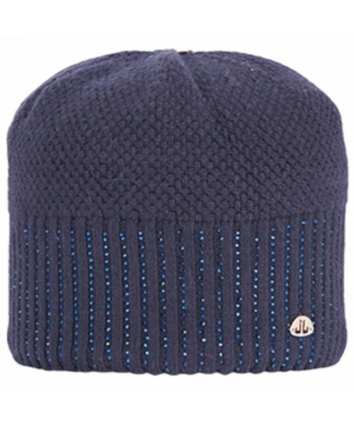 JailJam Sparkle Beanie Blue Navy